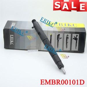 ERIKC EMBR00101D Common Rail Diesel Injector Nozzle 28236381 Fuel 9686191080 FOR DELPHI SSANG YONG Mercedes 1809626 9M5Q9F595BB|Fuel Injector|   -