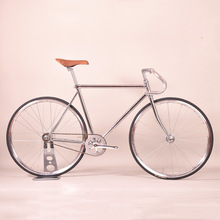 Aluminum-Alloy-Wheel Electroplating-Frame Bike Bicycle Fixed-Gear 700C Single-Speed Steel