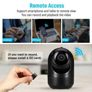 Оригинальная 1080P HD Wi-Fi облачная IP смарт-камера видеонаблюдения (YCC365), беспроводное домашнее устройство безопасности, с автоматическим отсле...