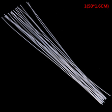 10pcs Aluminum Welding Electrodes Flux Cored Low Temperature Brazing Wire Air Condition Repairing Welding Rods 500mm 330mm