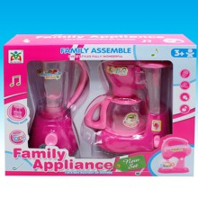 2 In 1 Toys For Girls Mini Girl Toys Kitchen Cooking Set For