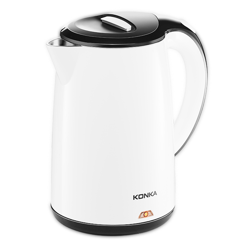 KONKA 1.5L 304 Stainless Electric Kettle With Water Temperature Control Meter Household Quick Heating Electric Boiling Sonifer