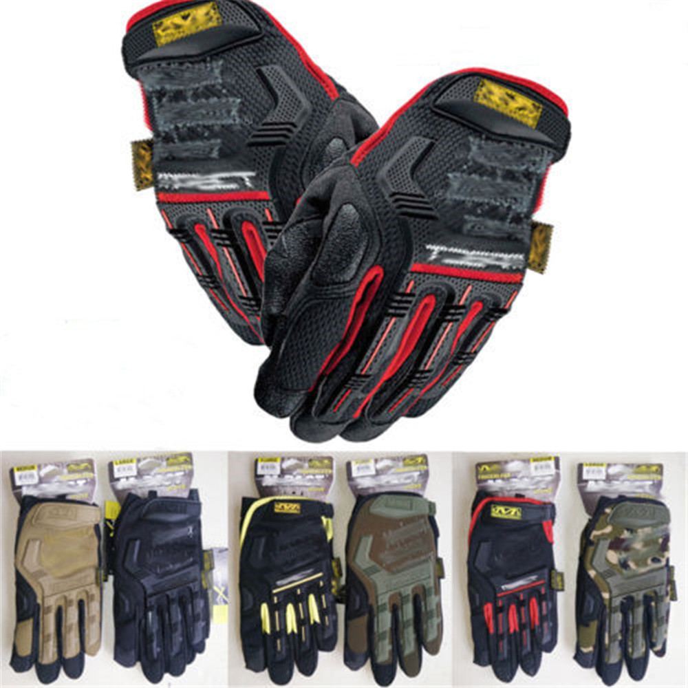 Brand New Arrival Touchscreen Gloves Tactical Cycling Motorcycle Combat Hard Knuckle Full Finger Gloves