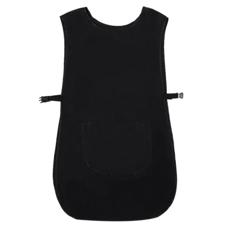 Salon Hairdressing Occupation Apron Suit-dress For Beautician Work