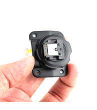New Hot Shoe mounting foot for Godox  TT350S TT685S V860IIS Flash Speedlite repair fix parts one pc