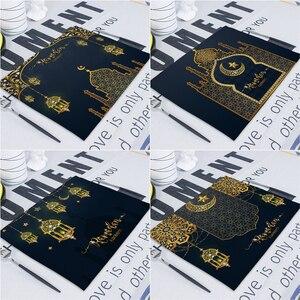 Image 2 - Décor pour aïd Mubarak Ramadan 42x32cm