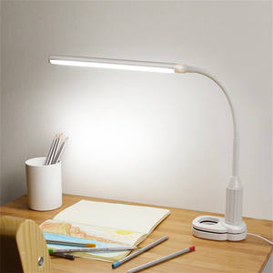 Desk-Lamp Table-Light Switch-Sensor Dimmable Eye-Protect Stepless 500LM LED Control Usb-Powered