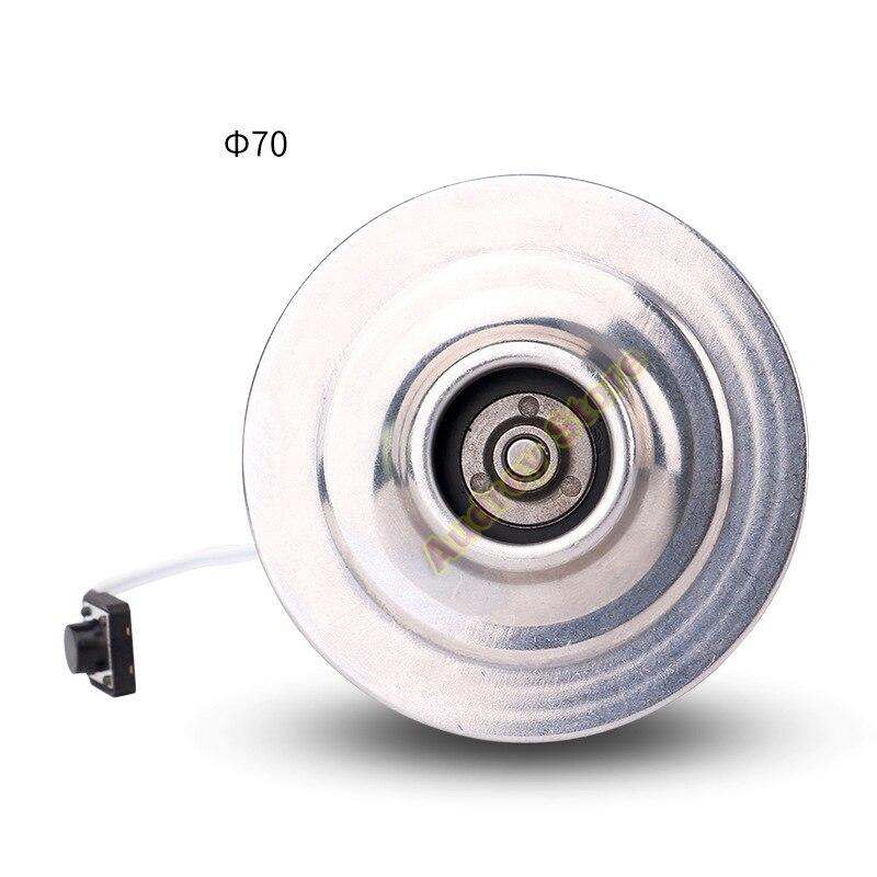 Tools : 130000rpm 300W 200W 100W DC12V -24V High power speed regulation digital brushless motor air blower For Vacuum cleaner