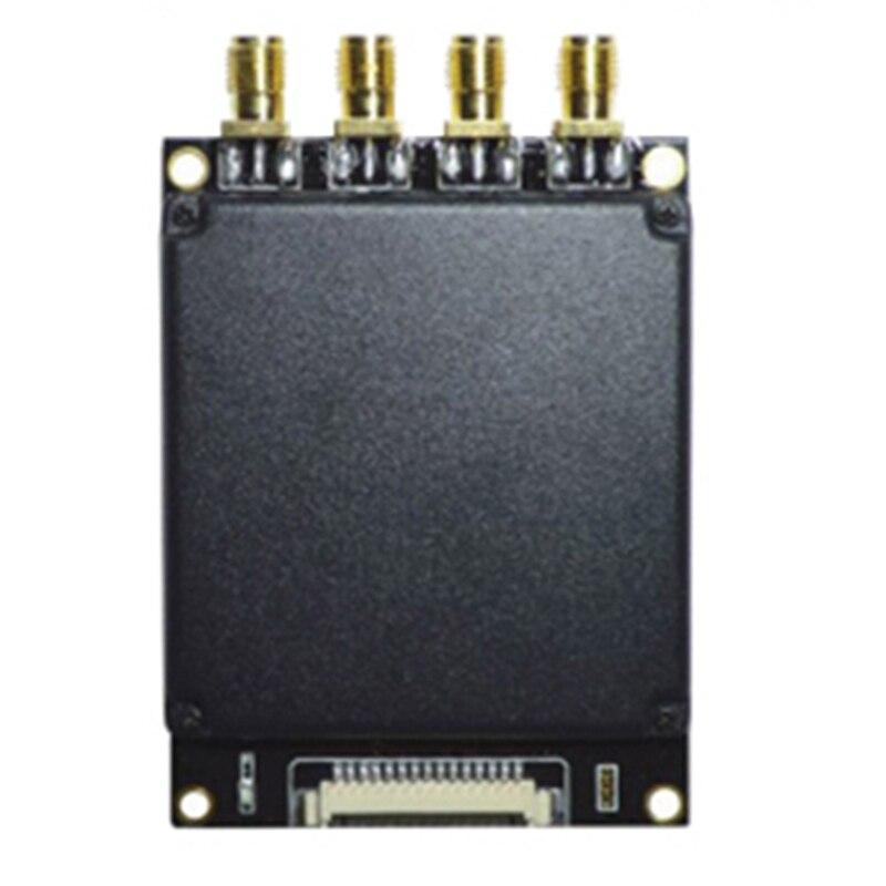 R2000 indy impinj módulo de longo alcance rfid UHF 860-960Mhz kit de desenvolvimento de leitor e escritor