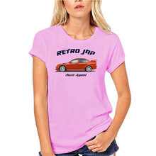 Japan Car Lancer Evo 6. Retro Jap. Rally Car Wrc Winner.Summer Style New Men O-Neck Tops Tees Summer Metal T Shirts