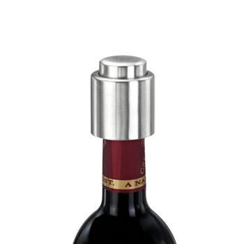 Stal nierdzewna Push korek próżniowy do wina korek do butelki wina zamknięte przechowywanie próżniowe korek do wina styl Push korki do wina akcesoria barowe tanie i dobre opinie Metal Ekologiczne stopper CE UE 5-10 cm Stainless steel 4 1*5*3 1cm