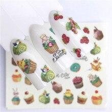 1 шт цветной паста для ногтей игрушечный Макияж Замороженный стикер для ногтей s игрушечный макияж принцесса девушки Белоснежка стикерные игрушки подарок девушки