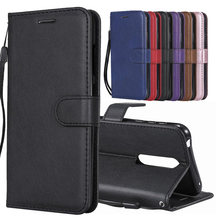 Leather Flip Case Voor Nokia 7.1 8.1 Plus X7 X71 3.2 4.2 1.3 2.3 Case Wallet Cover Nokia 3.1 Plus card Slot Silicon Case