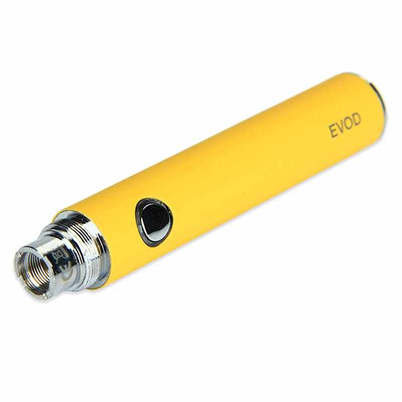 Оригинальный Kangertech EVOD ручной аккумулятор встроенный аккумулятор 650 мАч эго нить для Атомайзер серии эго долгое время Vaping Vape батарея