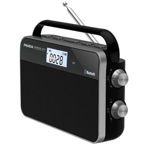 Image 5 - Mini Radio Bluetooth Radio Portable deux bandes avec antenne télescopique Radio stéréo FM/MW Signal sans fil Station récepteur numérique