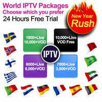 IPTV France allemand grec arabe IPTV M3U Android IPTV belgique néerlandais allemagne suède pk QHDTV SUBTV DATOO espagne Portugal IP TV