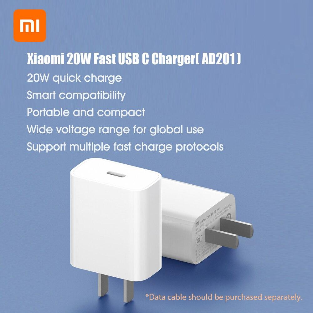 Xiaomi Mi 20W PD Type C Adapter