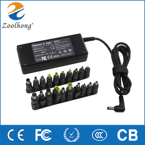 Image 2 - Универсальное зарядное устройство для ноутбука, 19 в, 18,5 А, 90 Вт