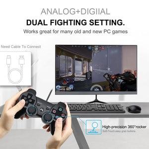 Image 2 - Sem fio bluetooth controle remoto jogo joypad controlador para ps3 controle gaming console joystick para ps3 console gamepads para pc