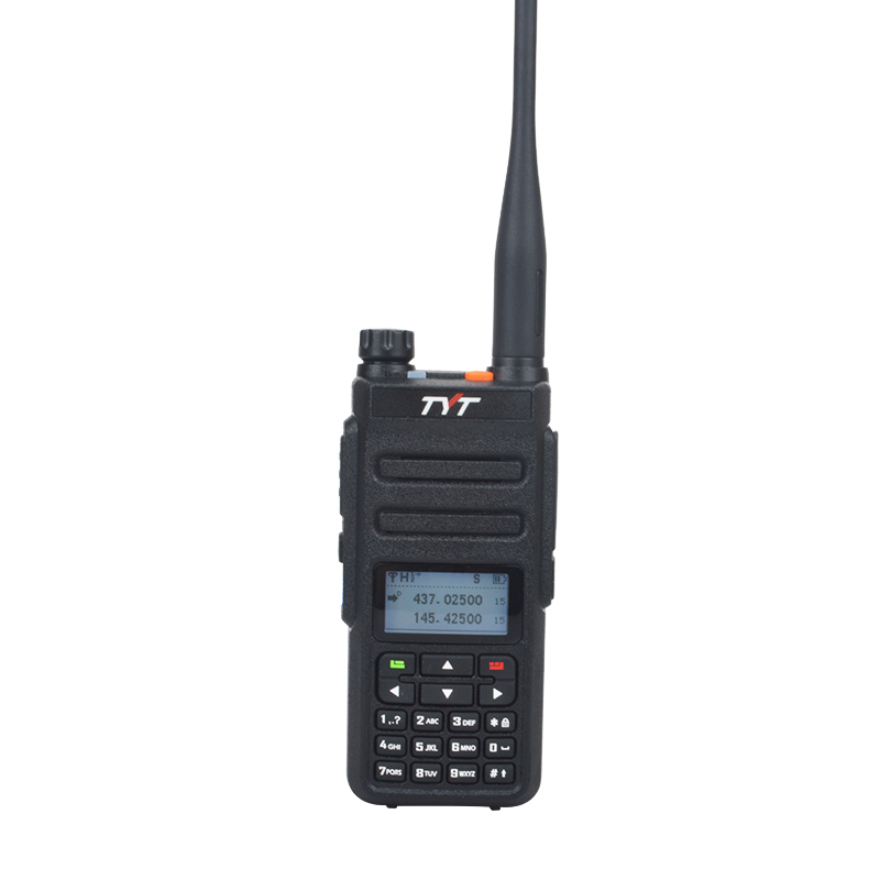 TYT MD-760 Dmr Walkie Talkie UHF VHF Dual Band 136-174  400-470MHz 5W 1024CH Dual Time Slot Digital DMR Handheld Talkie Walkie