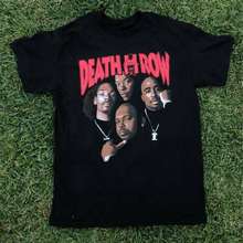 DEATH ROW RECORDS T Shirt streetwear funny Tee Shir