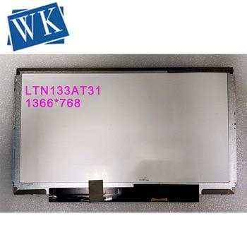 Free Shipping! LTN133AT31 HB133WX1-201 N133BGE-E31 B133XTN02.1 Laptop LED Display Screen 1366*768 EDP 30pins