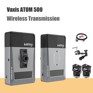 Image 2 - Vaxis ATOM 500 sans fil émetteur récepteur 1080P HD double HDMI Image vidéo sans fil système de Transmission photographie caméra