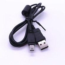 12P נתונים ממשק נתונים סנכרון USB כבל עבור Casio Exilim EX S7, EX S10, EX S12, EX H10, EX H15, EX H25, EX F1, EX Z1