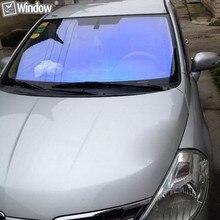 Deco Window-Tinting Uv-Proof/privacy SUNICE Chameleon VLT Blue 80%Car Purple Home-House