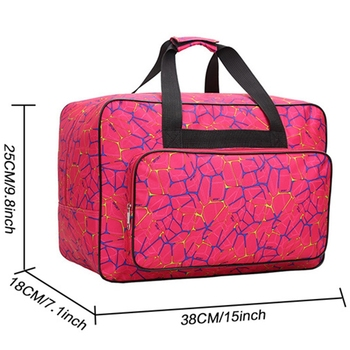 New Large-Capacity Sewing Machine Bag Travel Portable Storage Bag Sewing Machine Bag Multi-Function Sewing Tool Handbag