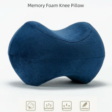 2019 Newest Hot Memory Foam Knee Pillow Orthopaedic Leg Pillow Bed Cushion Support Pain Relif 4 Colors
