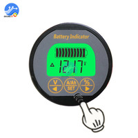 TR16 Battery Capacity Tester Monitor DC 8 80V 350A TR16 Battery Tester for Li lon LiFePo NiMH Nicd Pe Battery Accessory|Battery Accessories|   -