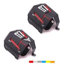 MT07 FZ07 odzyskiwania osłony pokrywy zbiornika chłodziwa dla Yamaha MT-07 FZ-07 MT 07 FZ 07 2014 2015 2016 2017 2018 2019