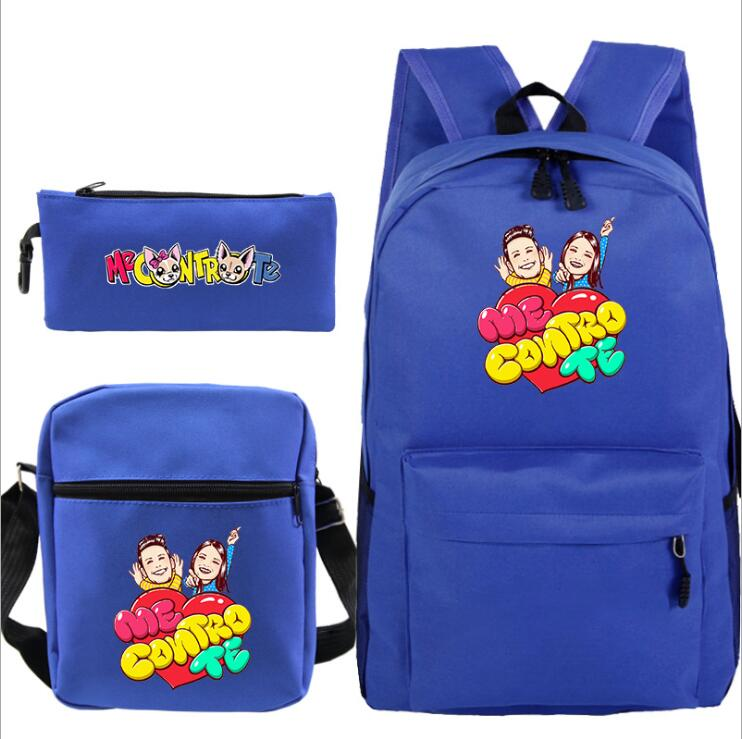 Anime Me Contro Te Backpack Cartoon Mochila School Bag School Backpacks Girls Boys Toddler Bag Kids Book Bags C148