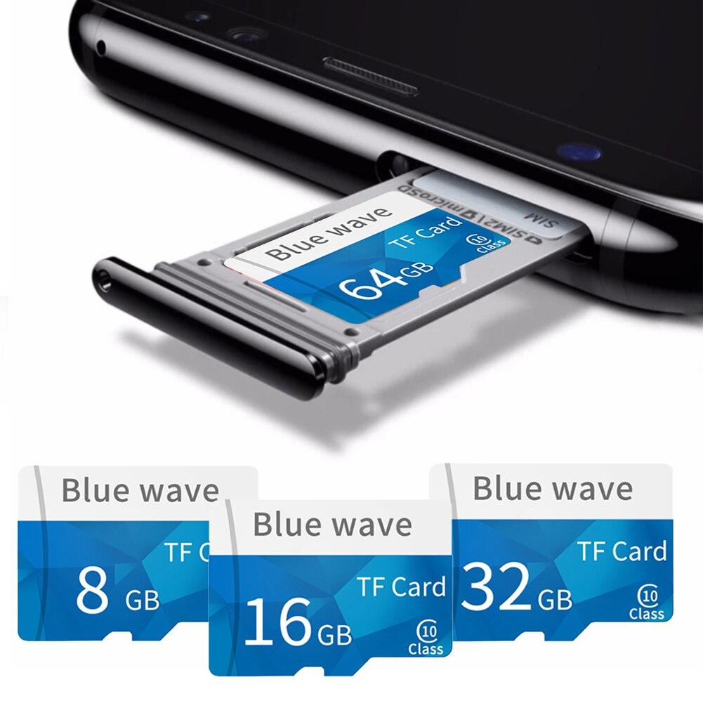 Memory Card Micro Sd Card Class10 UHS-3 Flash Card Memory Microsd TF/SD Carte Adapter High Speed флешка 8GB/16GB/32GB/64GB/128GB