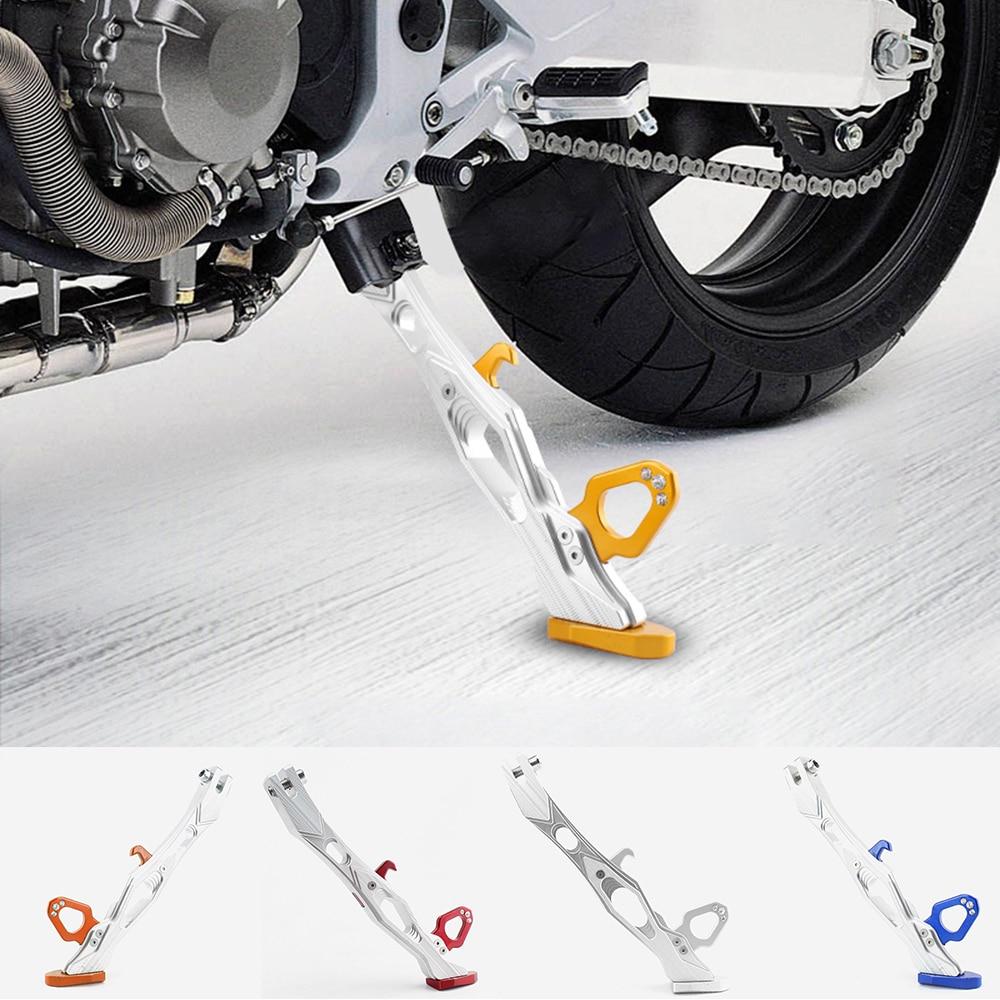 Запасная боковая подставка для мотоцикла, регулируемая подставка для штатива скутера