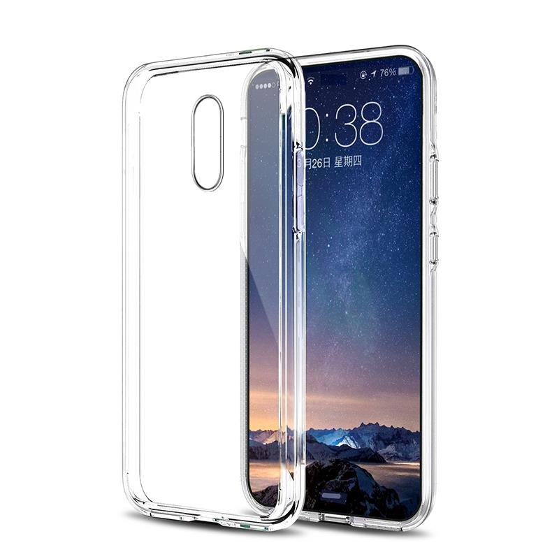 Ultra Thin Clear Transparent Soft Case For <font><b>Meizu</b></font> <font><b>16</b></font> <font><b>Pro</b></font> 7 Plus 5 6 E3 Note 5 6 Phone Case Cover image