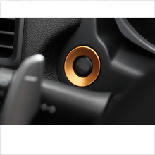 Lsrtw2017 Aluminum Alloy Car Dashboard Adjust Ring for Mitsubishi Outlander Sport Asx RVR 2011-2019 Accessories