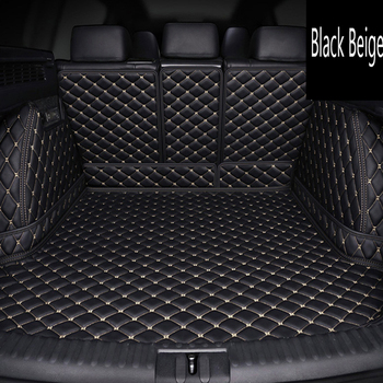 """Custom fit car trunk mats for BMW 3 series E46 E90 E91 E92 E93 F30 F31 F34 GT 6D car styling carpet floor liners (1999-present)"