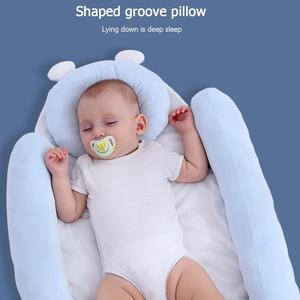 Crib Bed Anti-rollover Travel