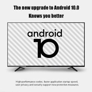 Image 3 - Mecool KM1 جهاز فك تشفير الإشارة مع Android 2.4 ، وحدة فك ترميز الإشارة مع 4 جيجابايت ، 64 جيجابايت ، Amlogic S905X3 ، wi fi مزدوج 10.0 جيجابايت ، 5 جيجابايت ، BT4.0 ، مشغل وسائط