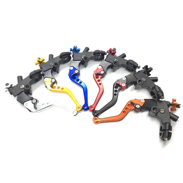 CNC Motorcycle Brake Accessories 2