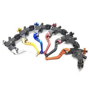 Image 2 - Alavancas da bomba de embreagem e do freio hidráulico de motocicleta, CNC, acessórios do cilindro mestre, 7/8 polegadas, pistão 12,7 mm, universal, para Honda, Yamaha