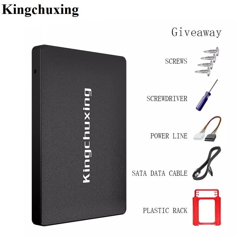 Kingchuxing Sata3 Ssd 128GB 240 GB 120GB 256GB 480GB 500gb 1TB Hdd 2.5 Hard Disk Disc 2.5