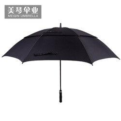 Гольф двухэтажный зонтик настраиваемый высококачественный подарок рекламный зонтик Зонт из углеродного волокна стенд зонтик