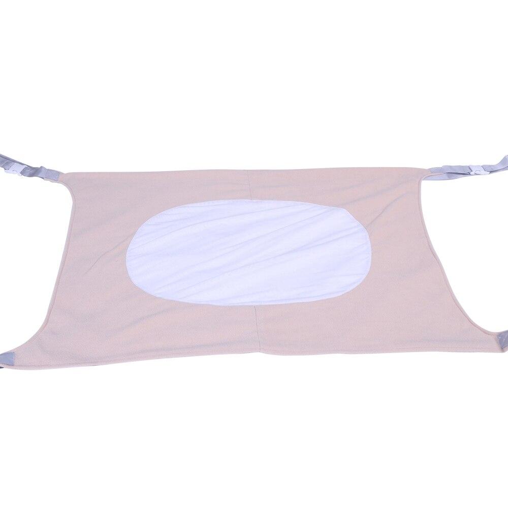 Большой размер, качественная детская безопасная кровать, дышащий и прочный материал, детский гамак, съемная переносная детская кроватка - Цвет: Beige