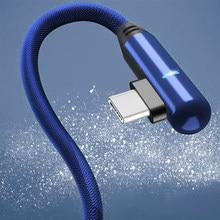 3A doble codo inteligente cable de datos cable de tipo c usb-c cable Micro accesorios del teléfono móvil USB ugreen para Xiaomi nota roja mi 9
