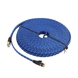 이더넷 케이블 고속 RJ45 네트워크 LAN 케이블 라우터 컴퓨터 라우터 1m/1.5m/2m/3m /5m/10M/15m/20m 용 컴퓨터 케이블