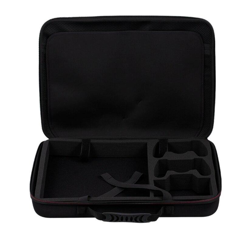 EVA étui de voyage dur sac de rangement de transport boîte de protection pour PS4 Pro Console de jeu câbles de manette