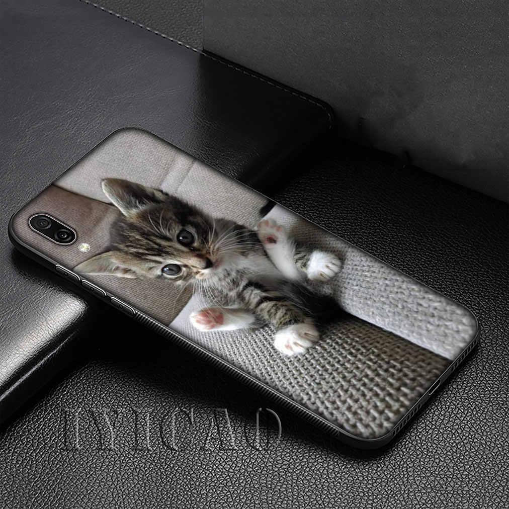Funda IYICAO de silicona blanda para Huawei P30, P20 Pro, P10, P9 Lite Mini 2017, 2016 P, Smart Z Plus 2019